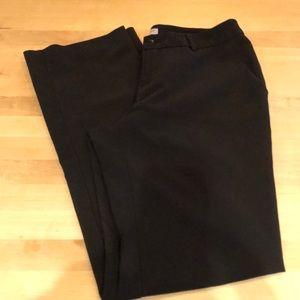 Coldwater Creek Black Dress Pants